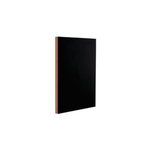 Holz Kreidetafel ohne Rahmen 30x40cm, schwarze Kreidetafel rahmenlose für Bars Restaurants