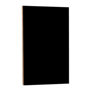 XXL Kreidetafel ohne Rahmen für Restaurants und Bars, grosse Kreidetafel ohne Rahmen zum Aufhängen an der Wand