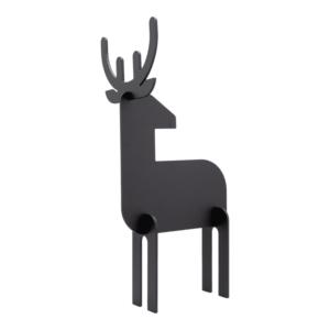 3D Tischaufsteller Hirsch zum Selbstaufbauen und Beschriften mit Kreiedmarker
