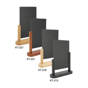 A6 Ersatzatafeln für Tischaufsteller mit austauschbarer Kreidetafel Securit