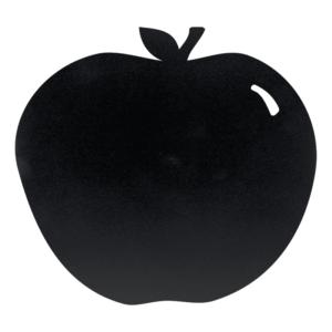 Kreidetafel Apfelform Silhouette für Gemüseläden, Bauernhöfe - Apfelform Silhouetten Kreidetafel als Wandtafel