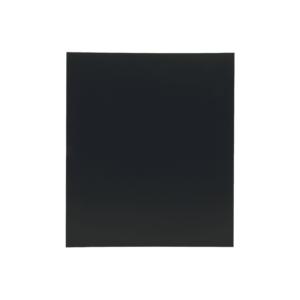Rahmenlose Kreidetafel Silhouette rechteckig zum Beschriften mit Kreidemarker Kreidestiften Securit