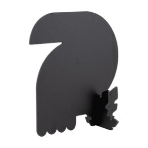 Tukan Kreidetafel 3D Tischaufsteller Securit zum Selbstaufbauen