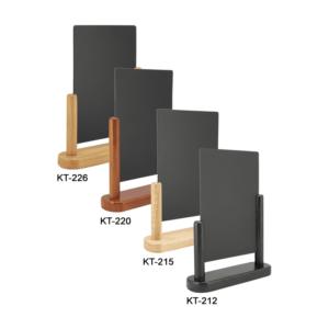 passende Tischkreidetafel Aufsteller für Securit Ersatztafeln 3er-Set