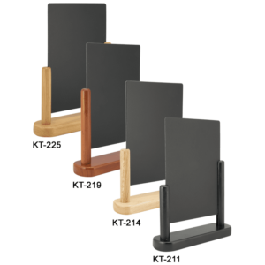 passende Tischkreidetafeln für 3er-Set Ersatzkreidetafeln im Format DIN A4