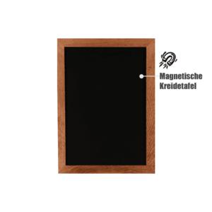 Magnetische Wandtafel magnetisch zum Beschriften mit Kreidemarker und Magnetfolie, Magnetische Menütafel