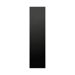 Magnetisch Wandkreidetafel ohne Rahmen, rahnenlose Pinnwand magnetisch beschriftbar mit Kreide, 110x30cm