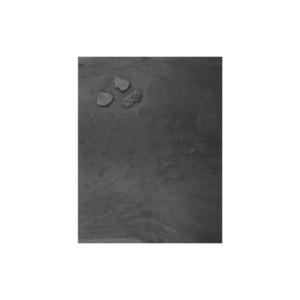 Schiefertafel Kreidetafel aus echtem Naturstein, Schiefer Wandkredetafel 40x61cm