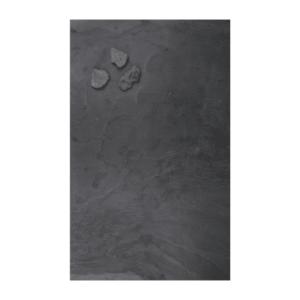 grosse Schiefer Wandkreidetafel magnetisch als Wohnaccessoire und Magnetpinnwand und Memoboard, 61x120cm