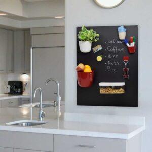 Kreidetafel Küche Magnetisch ohne Rahmen