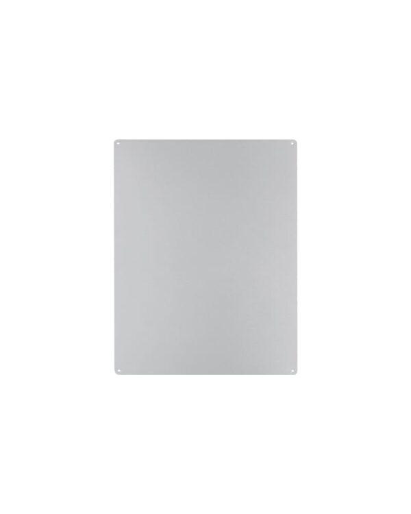 Magnetische Kreidetafel silber Kalamitica 38x56cm ohne Rahmen
