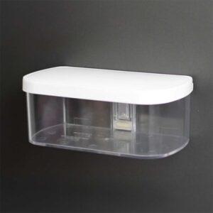 Magnetischer Behälter für Wandmagnettafeln, Müslibehälter magnetisch