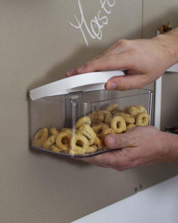 Müslibehälter Küche magnetisch