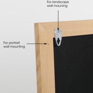 Aufhänge Set für Wandkreidetafeln